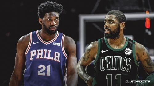 Joel Embiid calls himself 'stupid,' 'idiot' for crucial mistake vs. Celtics