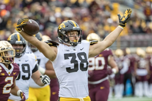The Detroit Lions sound like they're drafting a tight end