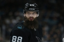 Thoughts: how Sharks' Brent Burns pulled ahead in the Norris Trophy race