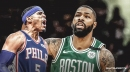 Celtics' Marcus Morris thinks he pushed the Sixers to trade for Tobias Harris