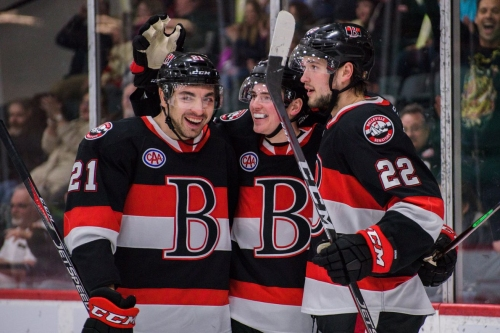 Paul, Batherson and Brown Emerge as an Elite Top Trio