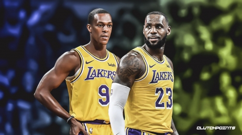 LeBron James, Rajon Rondo point to Lakers' flaws after 3-7 stretch before All-Star break