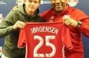 Red Bulls Sign Jorgensen