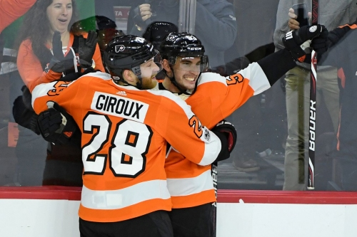 Gostisbehere has gots to be here