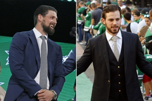 Stars' Jamie Benn and Tyler Seguin give up their secrets to having a successful Valentine's Day
