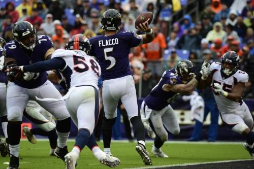 NFL trading season gets underway as Ravens agree to send Joe Flacco to Broncos