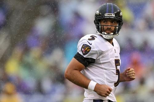 Source: Broncos to acquire quarterback Joe Flacco from Baltimore