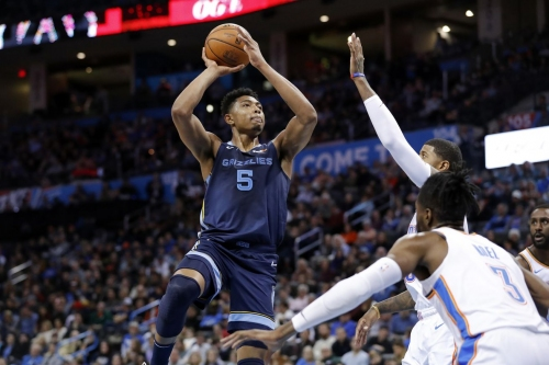 Reports: Grizzlies sign Bruno Caboclo to multi-year deal