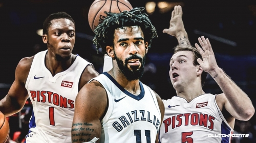Report: Pistons could've had Mike Conley if they were willing to add Luke Kennard to package with Reggie Jackson, 1st-round pick