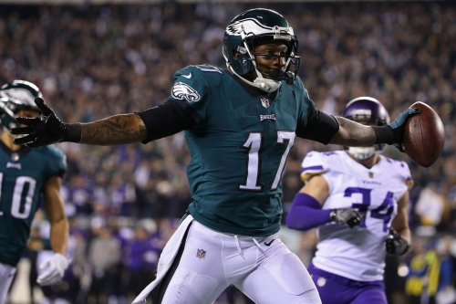 "Report: Eagles ""pretty likely"" to play Vikings on Thanksgiving in 2019"