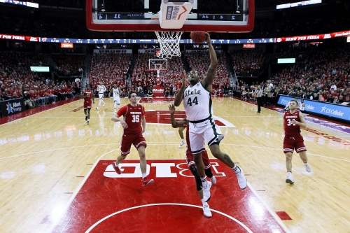 Michigan State basketball 'found that zone' to outlast Wisconsin