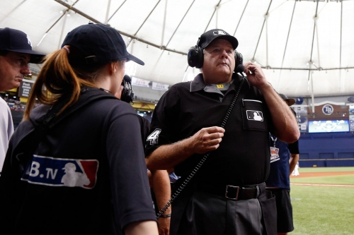 The Tampa Bay Rays initiated the most replay challenges in 2018