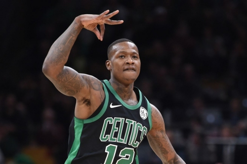 Irving out, Rozier doubtful against the Pistons