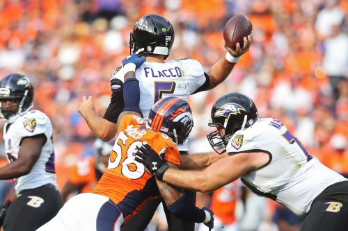 NFL media destruction of Broncos trade for Joe Flacco was swift and delicious