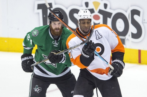 Dallas Stars Trade Deadline Targets: Wayne Simmonds Is Not What the Stars Need (anymore)