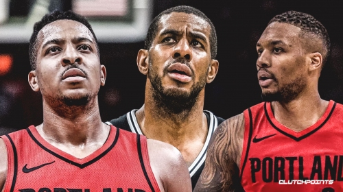 LaMarcus Aldridge, Damian Lillard, CJ McCollum wonder what could've been in Aldridge stayed in Portland