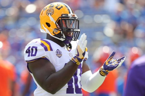 First Mock Draft Drops from Buccaneers Staff