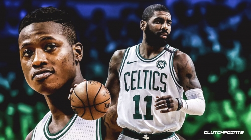 Kyrie Irving out, Terry Rozier doubtful vs. Pistons