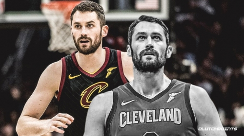 Kevin Love out vs. Nets