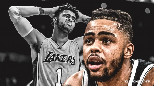 D'Angelo Russell calls trade from Lakers 'the best thing that happened in my career'