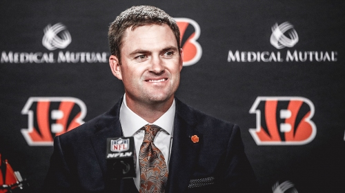 Bengals coach Zac Taylor says Rams' playbook will be 'starting point' for Cincinnati