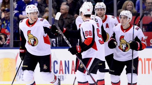 Senators expect changes to come before four game road trip ends