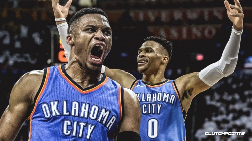 Russell Westbrook has boss-level response to his critics: 'I've been blessed with the talent to not give a f***'
