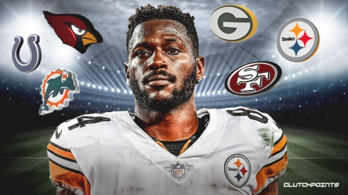 NFL news: Odds released on where Antonio Brown will play in 2019