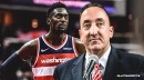 Wizards' Bobby Portis reveals Bulls GM Gar Forman said he wouldn't be traded, unless for a superstar
