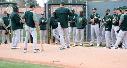 A's get bad news on promising young pitcher