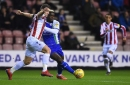 Stoke City fans deliver their verdict on a tame first half at the DW Stadium
