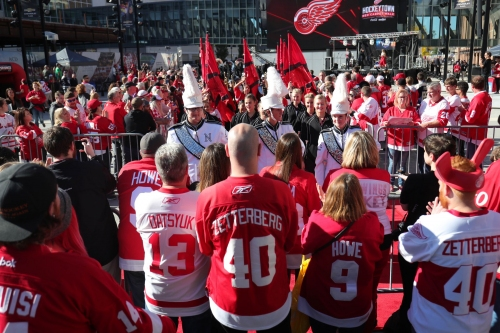 Detroit Red Wings TV analyst Darren Eliot leaves; who's replacing him?