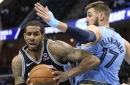 LaMarcus Aldridge carried the Spurs to a much needed victory