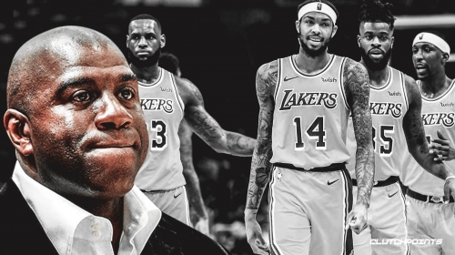 Lakers rumors: Magic Johnson didn't like how LA played with 'low energy' vs. Hawks