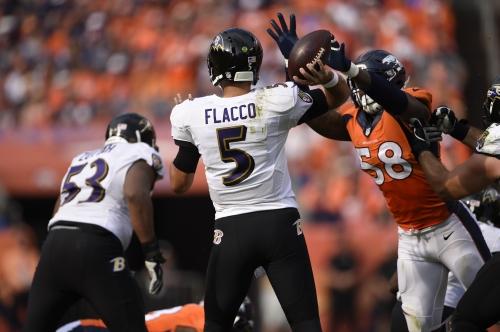 Broncos podcast: Can Joe Flacco resolve Denver quarterback woes?