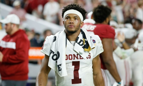 A perfect Detroit Lions offseason begins with drafting Kyler Murray