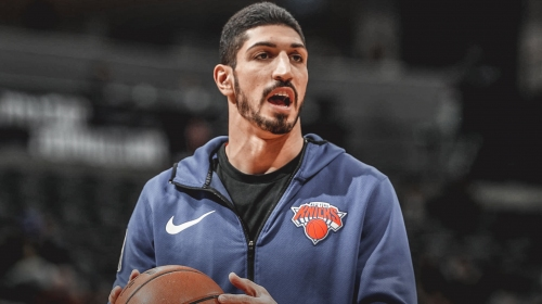 REPORT: Enes Kanter signs with Blazers