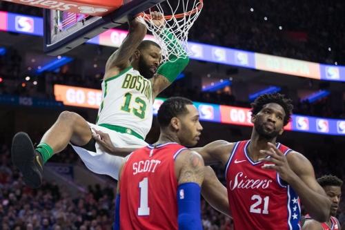 Havlicek Stole the Pod: Celtics have fun vs. 76ers