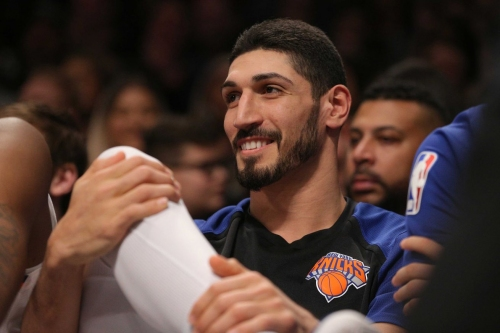 Enes Kanter Agrees to Deal with Trail Blazers