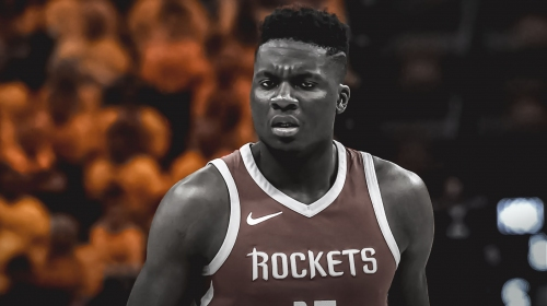 Rockets' Clint Capela doing everything other than physical contact as he recovers from thumb surgery