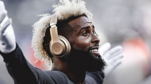Giants WR Odell Beckham Jr. posts cryptic tweet amid trade rumors