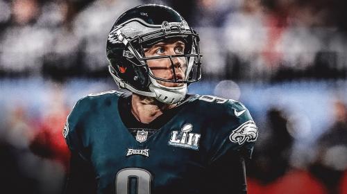 Rumor: Broncos considered Nick Foles before trading for Joe Flacco