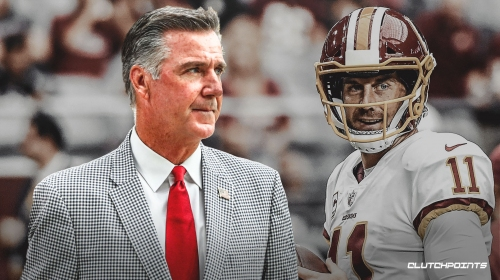 Redskins president Bruce Allen keeping 'fingers crossed' on Alex Smith's future