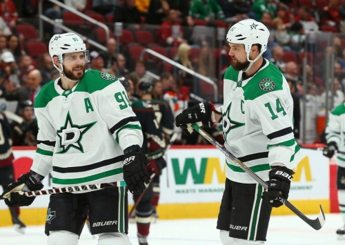 Tyler Seguin and John Klingberg now wearing letters in all Stars games: 'We felt that that was an important part to be consistent with our team'