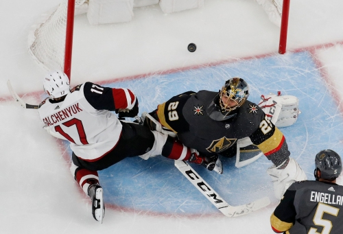 Alex Galchenyuk getting hot at the right time for the Arizona Coyotes