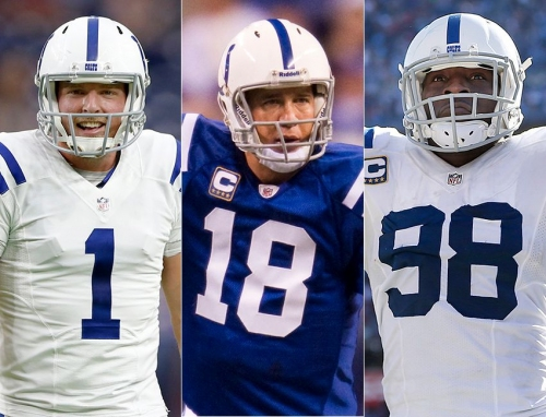 The best of the best: Colts by their numbers