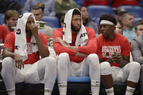 How will the Pelicans respond to Tuesday's lackluster loss?: 'It comes down to personal pride'