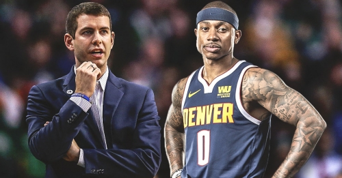 Celtics coach Brad Stevens set his DVR to record Nuggets game so he can watch Isaiah Thomas' season debut