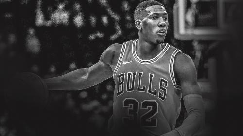 Bulls guard Kris Dunn out vs. Grizzlies on Wednesday