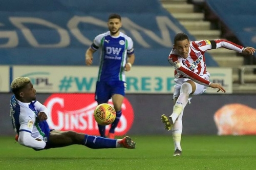 Martin Spinks rates the Potters who played out a goalless draw at Wigan Athletic